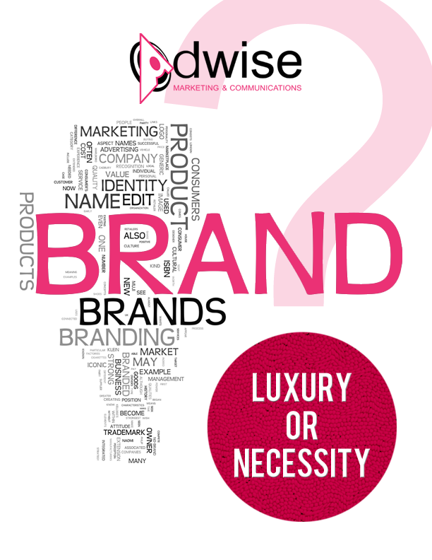 Branding, Identity & Logo Design - Luxury or Necessity?