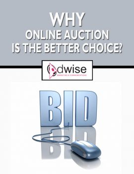 Why Online Auction Is The Better Choice for Non Profit?
