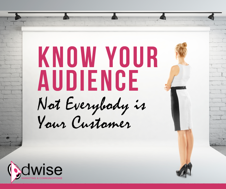 Know Your Audience - Target Audience