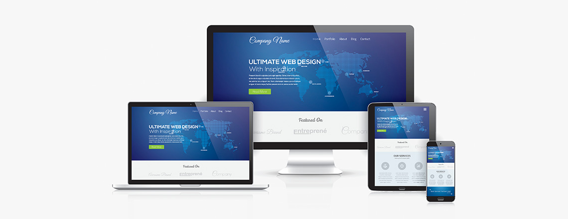 Web design services - Adwise - Vancouver